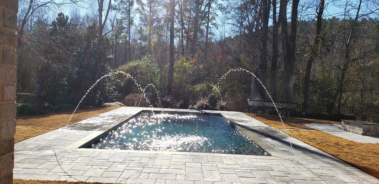 Crystal Water Pools